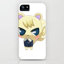 Marshal Animal Crossing iPhone Case