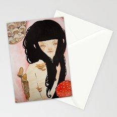 Amanita - Mushroom Death Stationery Cards