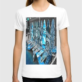 Skate Seats T-shirt