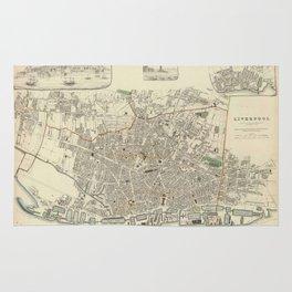 Liverpool 1836 Rug
