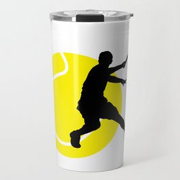 Tennis, that's my life Travel Mug