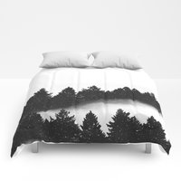 Comforters featuring let it snow by Rui Faria