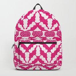 Radish Pink Pop Backpack