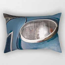 Vintage Car 7 Rectangular Pillow