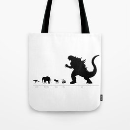 Animals of the World Tote Bag