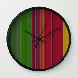 MOTLEY 05 Wall Clock