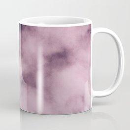 Crescent Moon On A Fluffy Pillow Coffee Mug