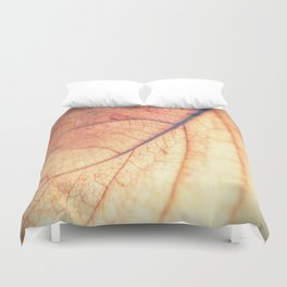 Abstract Leaf 3 Duvet Cover