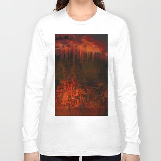 Cave 02 / Golden Fantasy in Palace / wonderful world 07-11-16 Long Sleeve T-shirt