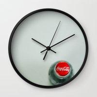 Coca Cola Wall Clock
