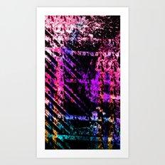 Gutter Art Print