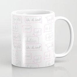 Girl World Coffee Mug