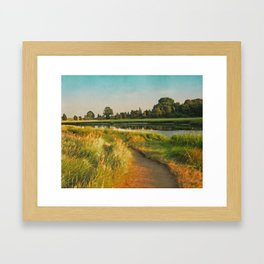 Cape Cod Eastham Eventide Number Two Framed Art Print
