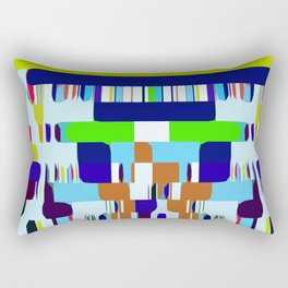Katonga Style Rectangular Pillow