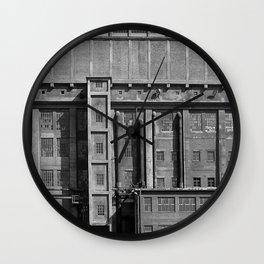 industriality V Wall Clock