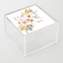 Your Mind Is Garden Acrylic Box