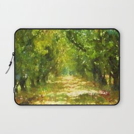 Dappled Light of DayDreams Laptop Sleeve