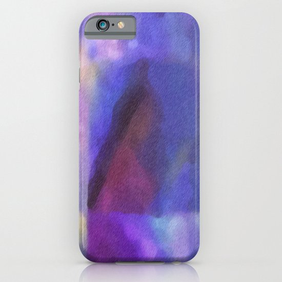 Lady Painter iPhone & iPod Case