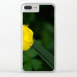 Warburton 3 Clear iPhone Case