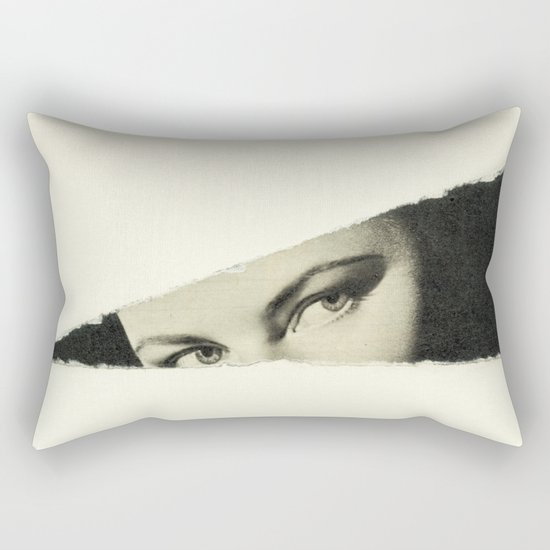 Hideaway Rectangular Pillow