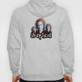 Skeptical Skully Hoody