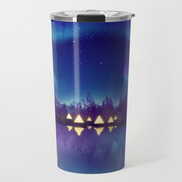 Northern Lights 2 Travel Mug