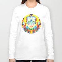 i woke up like this Long Sleeve T-shirts featuring I Woke up like This by Anai Greog