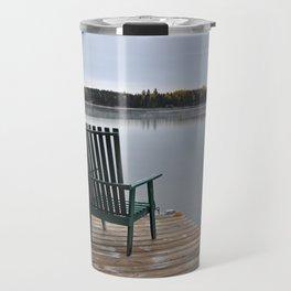 Lake view chair Travel Mug