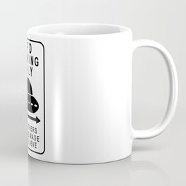 UFO Parking Coffee Mug