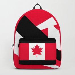 Canada , flag Backpack