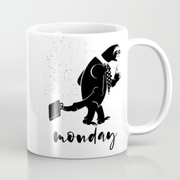 Sloth Monday's Coffee Mug