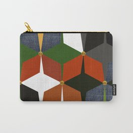KALEIDOSCOPE 06 #HARLEQUIN Carry-All Pouch