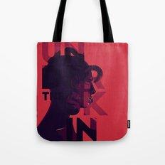 Under the skin - alternative movie poster Tote Bag