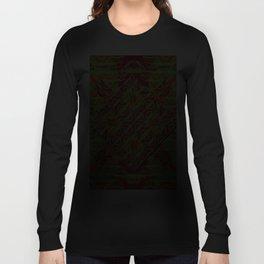Diamond Spiral Long Sleeve T-shirt