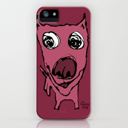 Heartey - berry iPhone Case