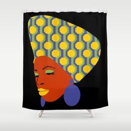 Africa III Shower Curtain
