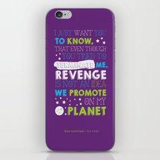 Buzz Lightyear iPhone & iPod Skin