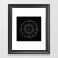 Inner Space 3 Framed Art Print