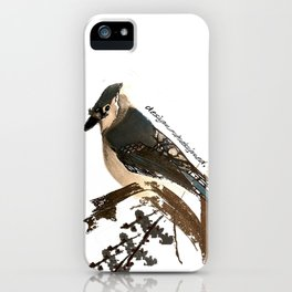 Ocell de Bosc iPhone Case