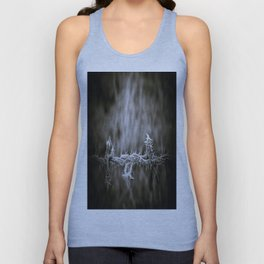 Ice on the Wire Unisex Tank Top