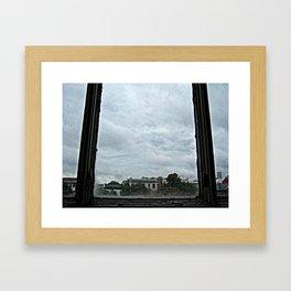pain 2 Framed Art Print