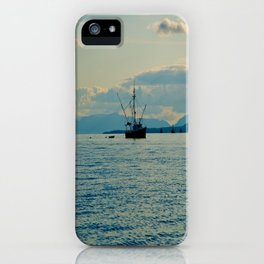 A Seiners Life  iPhone Case