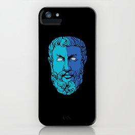 Heraclitus iPhone Case