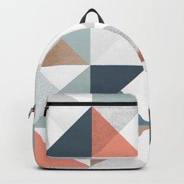 Modern Geometric 10 Backpack