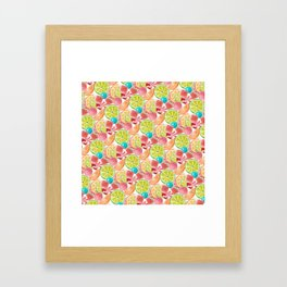 Candy Store Framed Art Print