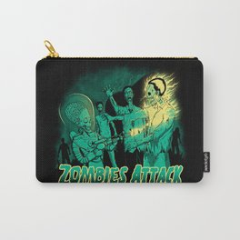 Zombies Attack Carry-All Pouch