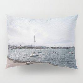 Boats docked Pillow Sham