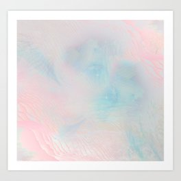 digital love Art Print