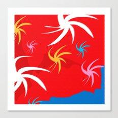 fiji revolution Canvas Print