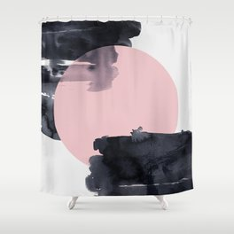 Minimalism 20 Shower Curtain